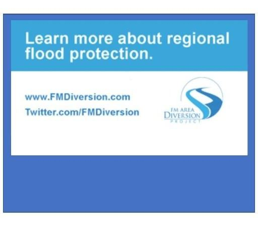 FM Area Diversion - Two Clay County Commissioners on Flood Diversion Authority