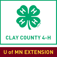 Clay County 4-H Logo